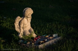 Angel With Toy Cars - Texas