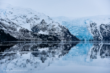 Glacier & Mountains #1