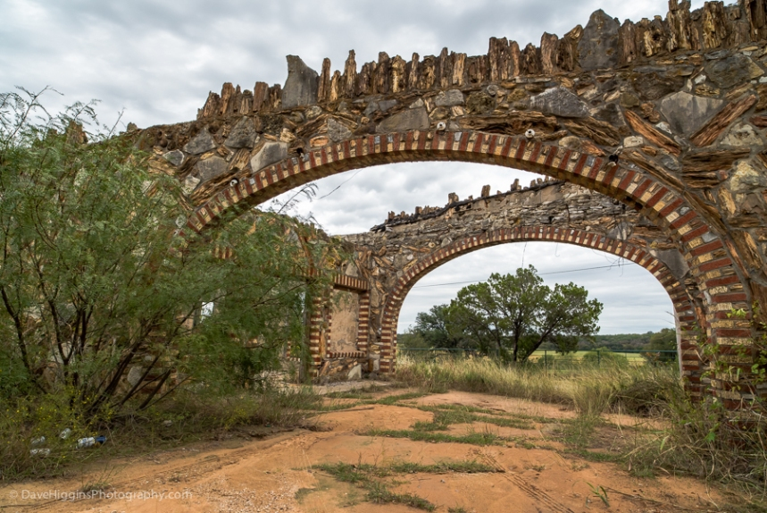 Arches in the Arc of Time