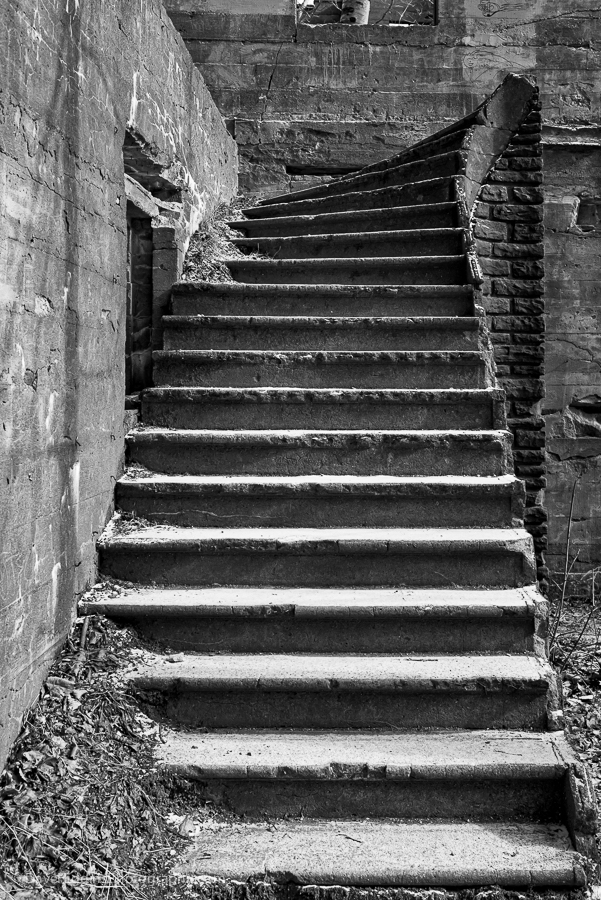 Spectral Stairs