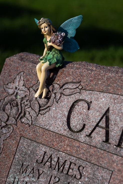Fairy Figurine - New York