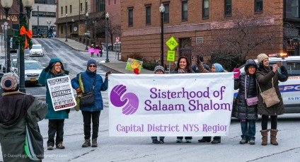 """Sisterhood of Salaam Shalom"""