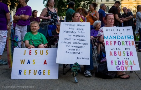 """Jesus Was A Refugee"""
