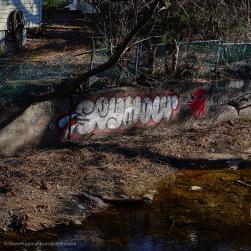 Brookside Graffiti