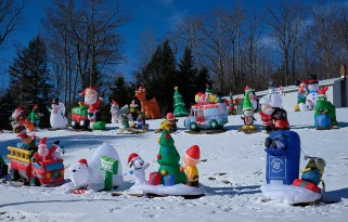 Christmas Inflatables