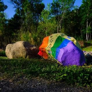 Rainbow Rock